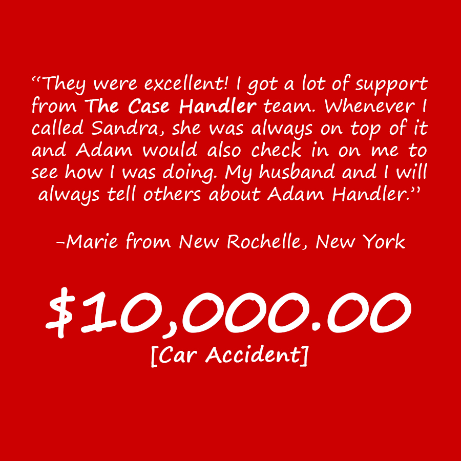 New Rochelle Car Accident Attorney Review Marie