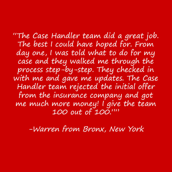 Bronx Auto Collision Lawyers Review Warren